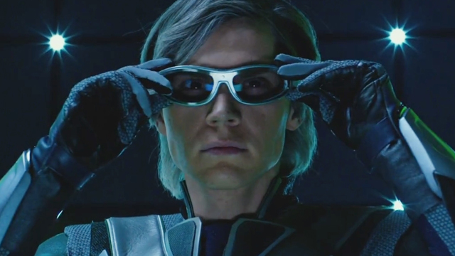 It took a Phantom camera traveling at 90 miles per hour to practically capture X-Men: Apocalypse's Quicksilver scene! Catch the film in theaters now.