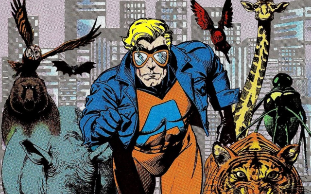 Best Comic Book Superheroes Without Movies: Animal Man