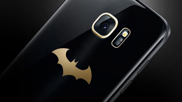Samsung Reveals Batman Themed Smartphone Out in June