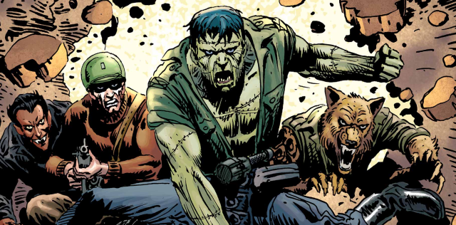 Best Comic Book Superheroes Without Movies: Creature Commandos