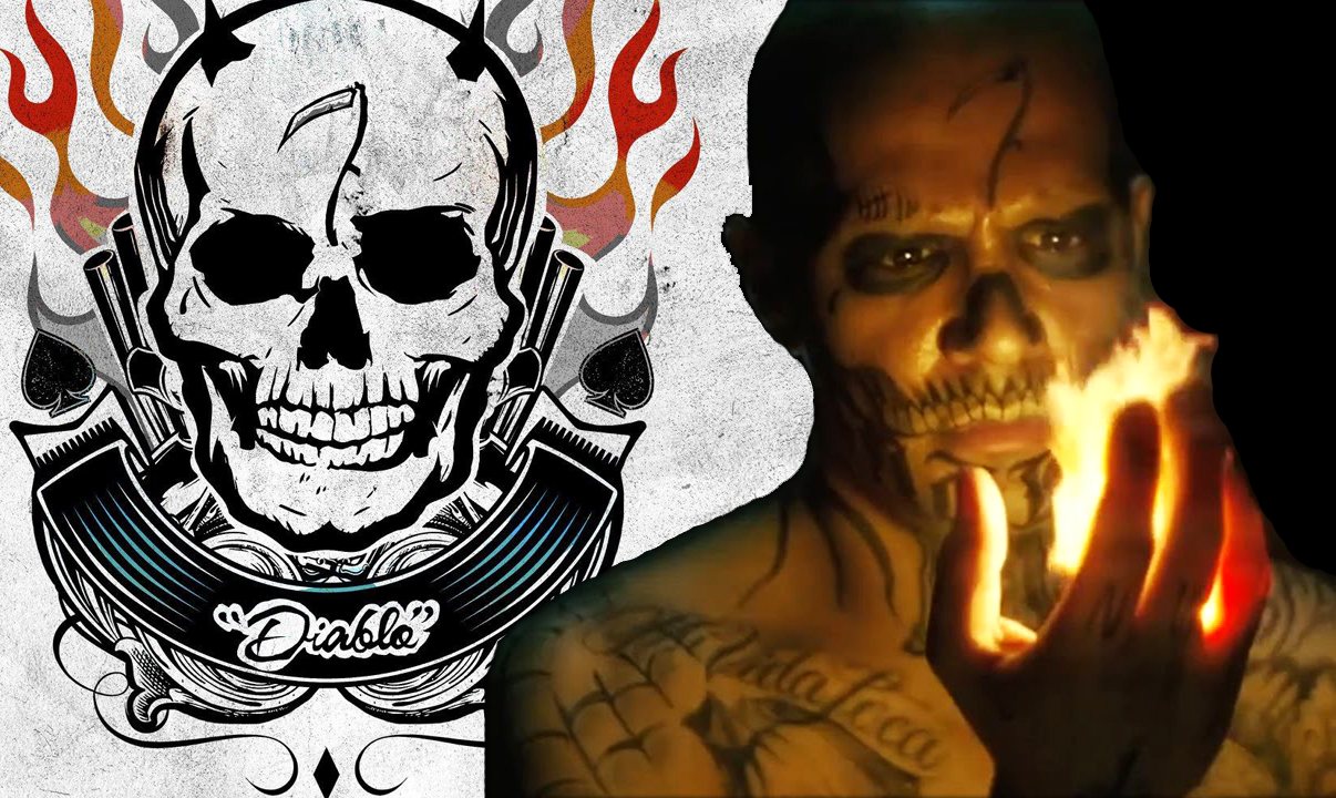 "Jay Hernandez on El Diablo's live action debut in David Ayer's Suicide Squad as well as about ""powerful"" DC Comics fans and where the DCU is headed next."