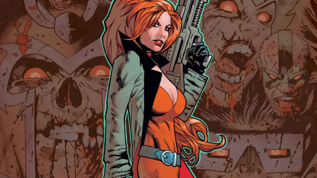Best Comic Book Superheroes Without Movies: Elsa Bloodstone