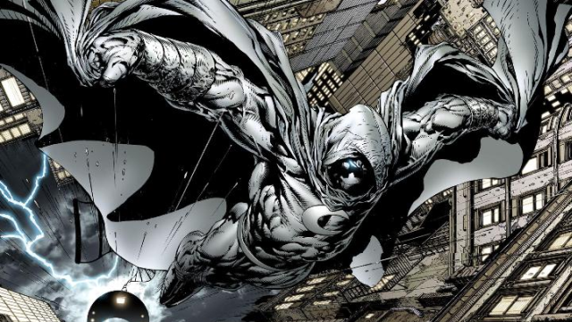 Best Comic Book Superheroes Without Movies: Moon Knight