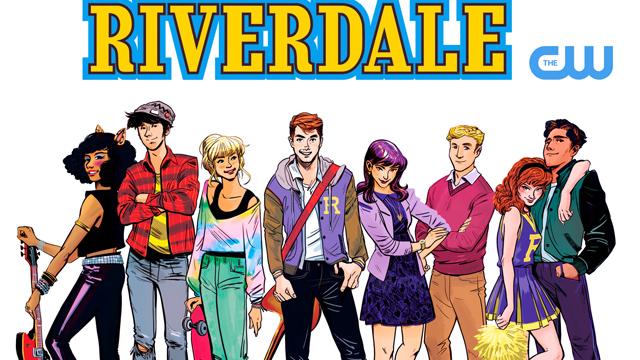 Archie, Jughead, Betty, Veronica and many more familiar Archie Comics characters have officially found a home at The CW in the live action Riverdale series.