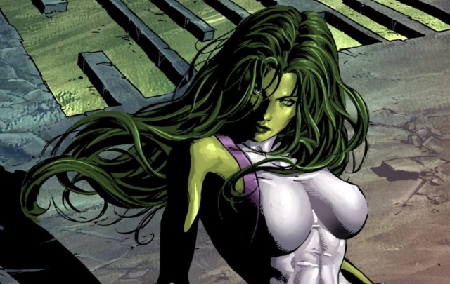 Best Comic Book Superheroes Without Movies: She-Hulk