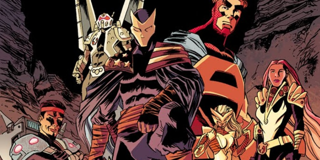 Best Comic Book Superheroes Without Movies: Thunderbolts