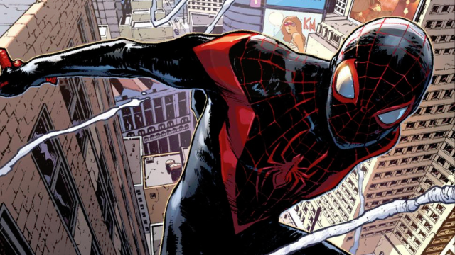 Best Comic Book Superheroes Without Movies: Ultimate Spider-Man