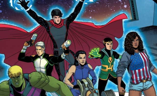 Best Comic Book Superheroes Without Movies: Young Avengers