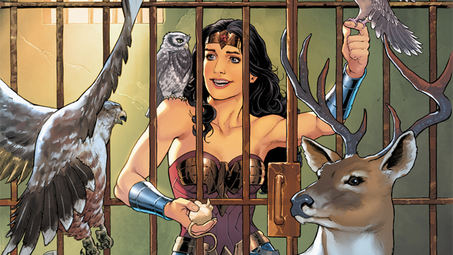Check out the full DC Comics September 2016 solicitations.