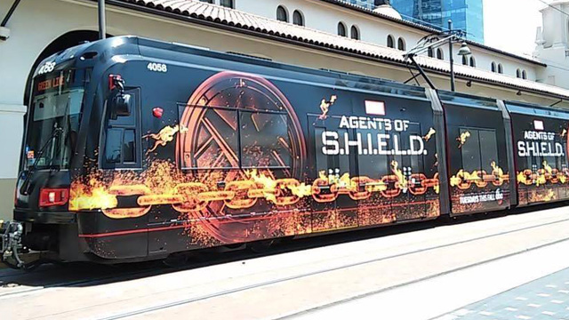 Marvel's Agents of SHIELD has just revealed an intriguing tease of what's to come in season four. Could Ghost Rider be joining the team next season?