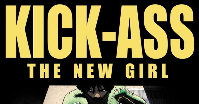 Mark Millar Relaunching New Kick-Ass Comic with a Different Hero Under the Mask