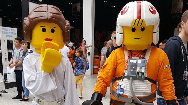 Take a look at our second round of Star Wars Celebration cosplay, featuring another 60 shots from this year's fan convention in London, England.