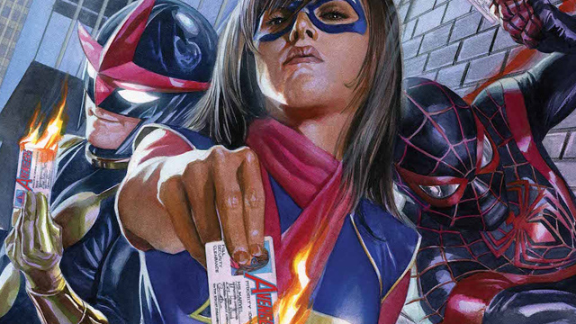 Check out what hitting shelves this fall in the Marvel Comics October 2016 solicitations gallery!
