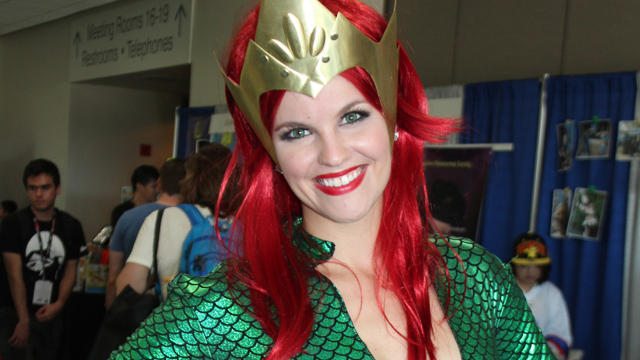 We've got another round of San Diego Comic-Con 2016 cosplay photos! Check out another 75 shots from the convention in our latest exclusive gallery.