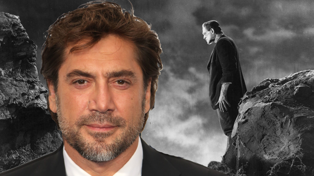 Academy Award winner Javier Bardem is eyeing the monstrous role as the new Frankenstein of Universal Pictures' budding big screen monsterverse.