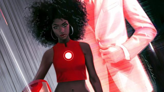 New Iron Man Will be Called Ironheart