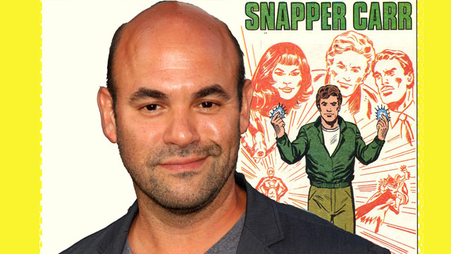 Cougar Town star Ian Gomez has joined the cast of Supergirl season two. He'll play the classic Justice League supporting character Snapper Carr.