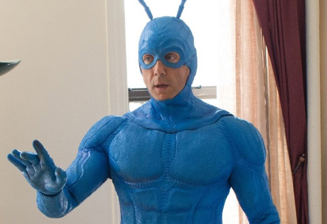 Amazon Pilot Season Includes The Tick, Van Damme & More