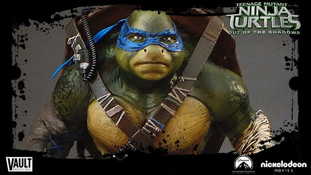 Teenage Mutant Ninja Turtles Out Of The Shadows Statue