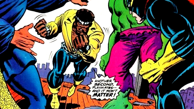 Our list of the best Luke Cage stories continues.