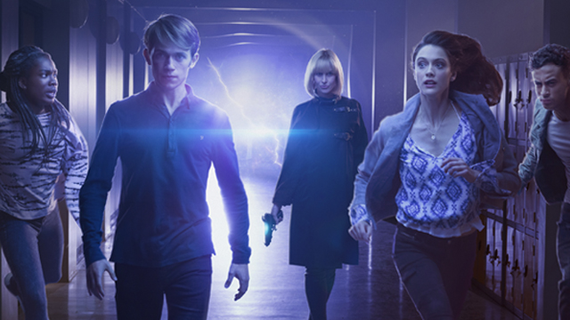 The new Doctor Who spinoff, Class, will debut on BBC Three Saturday, October 22. Peter Capaldi will appear as the Doctor on the show's series premiere.