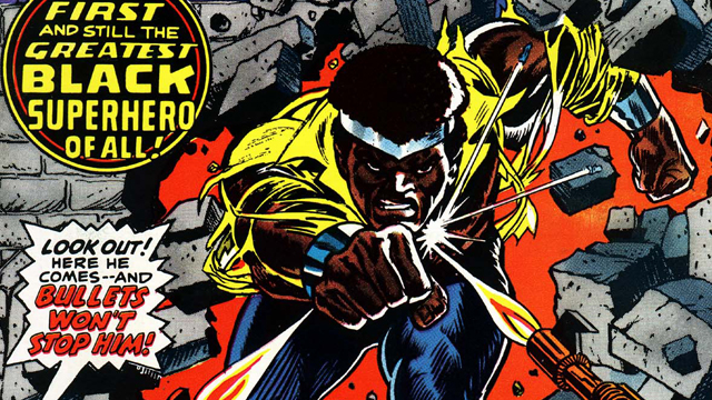 The Luke Cage stories list continues.