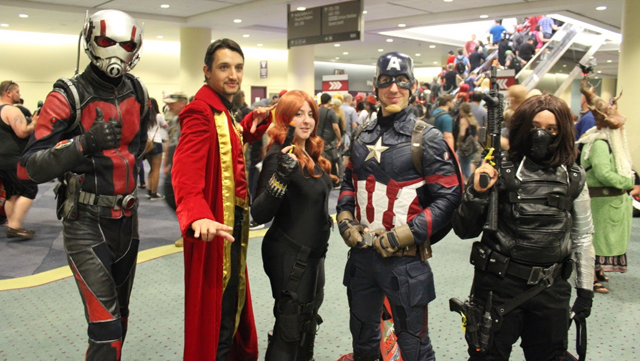 More Marvel Cosplay from Fan Expo Canada