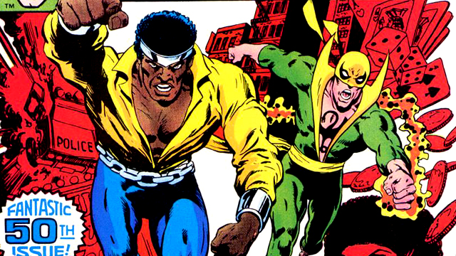 One of the best Luke Cage stories is this one.
