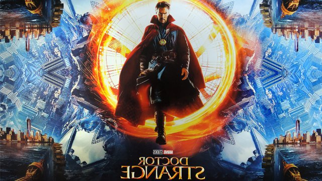 Watch as time runs backwards in the latest Doctor Strange spot. Benedict Cumberbatch plays Marvel's Sorcerer Supreme in the November 4 release.