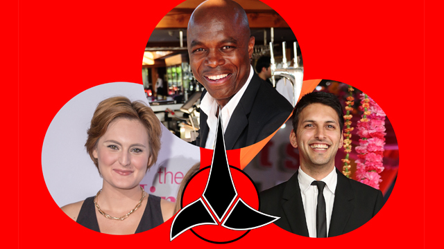 Star Trek: Discovery has revealed three members of its Klingon cast. Check out details on new characters played by Mary Chieffo, Shazad Latif and Chris Obi.