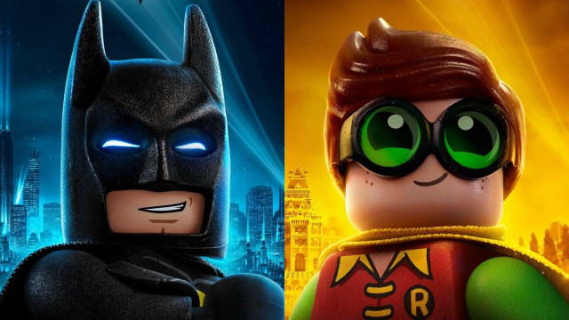 The Lego Batman Movie Character Posters Assemble