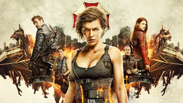 Oitnb S Ruby Rose Lands Resident Evil The Final Chapter: Resident Evil: The Final Chapter Gets One Last Poster