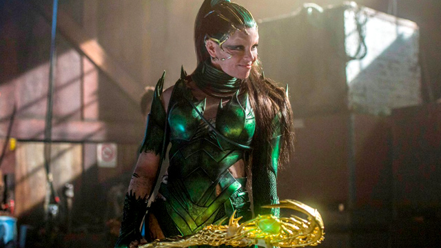 A new @ThePowerRangers spot focuses on @ElizabethBanks' big bad, Rita Repulsa!