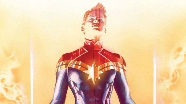 Are you ready for the Captain Marvel film?