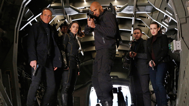 """Take a look at this week's all-new Marvel's Agents of SHIELD, """"The Man Behind the Shield""""."""
