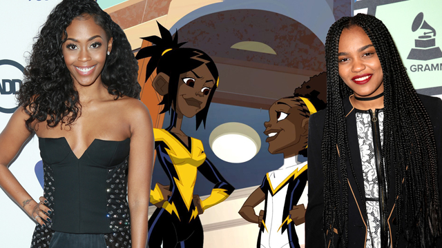 China Anne McClain and Nafessa Williams have joined the Black Lightning cast opposite Cress Williams. They will play daughters Jennifer and Anissa Pierce.