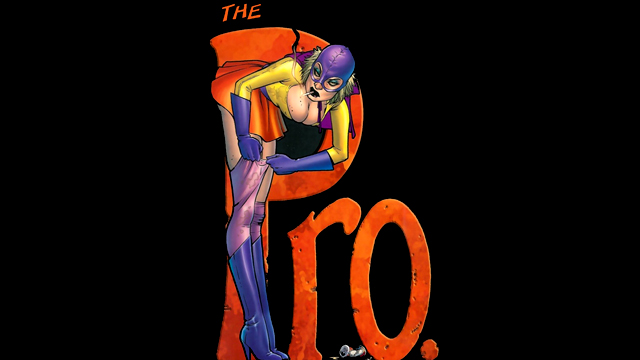 Plans are underway at Paramount Pictures for a The Pro movie, based on the hard R comic book from Garth Ennis, Amanda Conner and Jimmy Palimotti.
