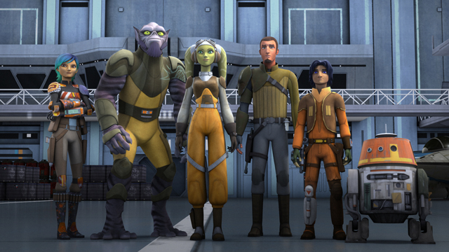 Disney and Lucasfilm have today confirmed that Star Wars Rebels season 4 is on the way to Disney XD. More details will be revealed at Celebration in April.
