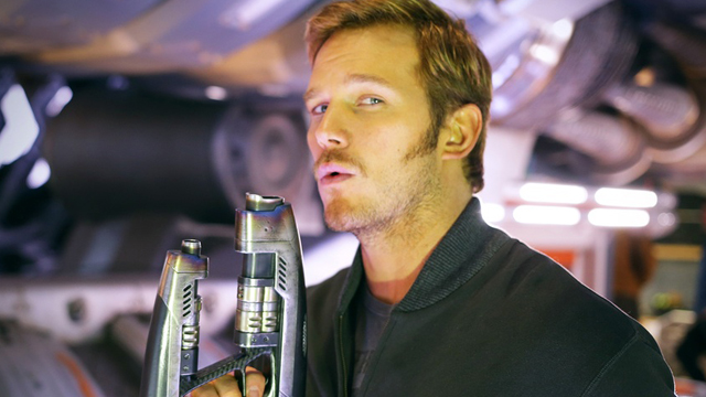 Check out a special message from Starlord himself!