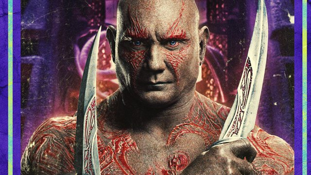 CS sits down with Guardians 2 star Dave Bautista! Drax himself is the first in our ongoing series of interviews with the stars of the May 5 release.