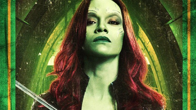 Continuing our Guardians of the Galaxy Vol. 2 video coverage, we're sitting down with star Zoe Saldana to discuss Gamora's trajectory through the MCU.