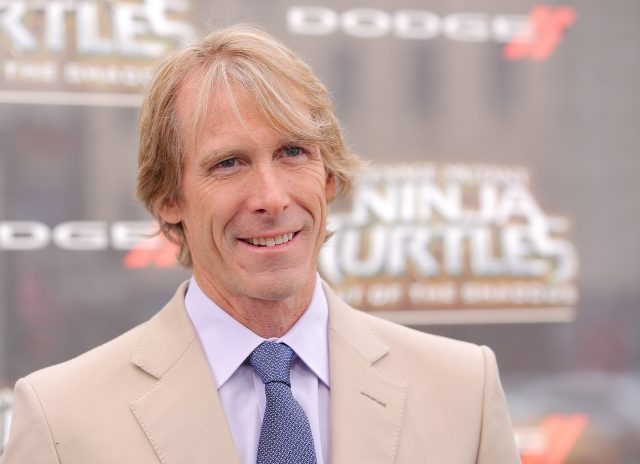 There are 14 Transformers stories outlined, according to Michael Bay