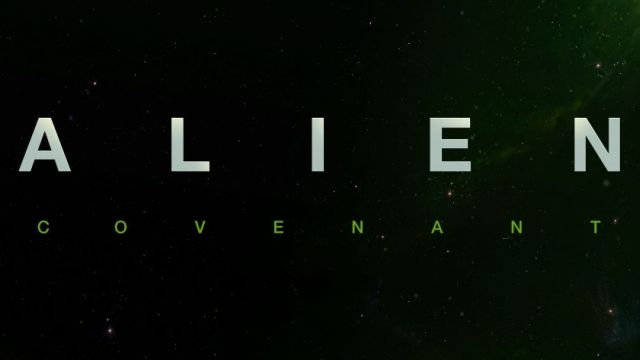 Two New International Alien: Covenant Posters