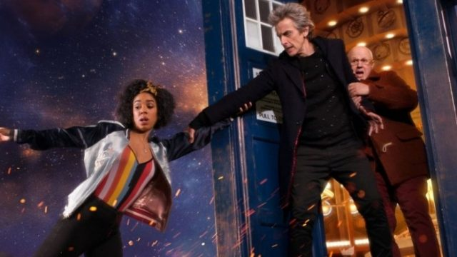 New Doctor Who Season 10 Behind-the-Scenes Video