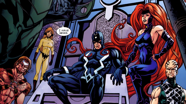 The Marvel's Inhumans synopsis has been released online by ABC and Marvel Entertainment teasing the arrival of the royal family in Hawaii.