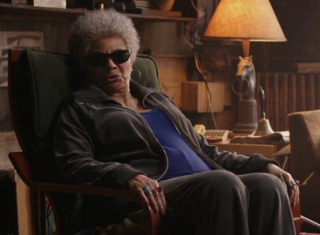 Leslie Uggams will reprise the role of Blind Al in Deadpool 2