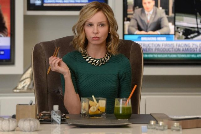 Cat Grant is Back! Calista Flockhart to Return to Supergirl