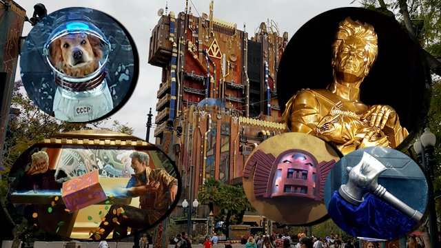 Can you spot all the Marvel Easter Eggs hidden throughout the new Guardians of the Galaxy: Mission Breakout! attraction? Check out our expansive gallery!