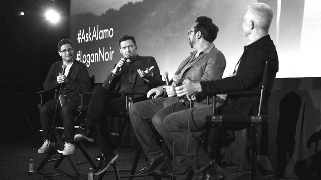 Watch the full Logan Noir Q&A with star Hugh Jackman, director James Mangold and producer Hutch Parker. The B&W version will hit DVD and Blu-ray May 23.