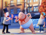 New Captain Underpants Movie Clip Features Oddball Heroics